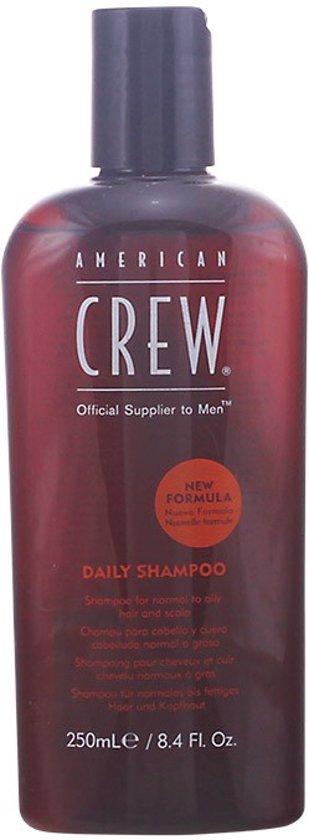 Afbeelding van American Crew Daily Shampoo 250ml