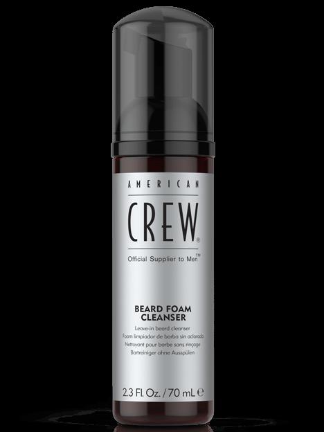 Afbeelding van American Crew Beard Foam Cleanser 70ml