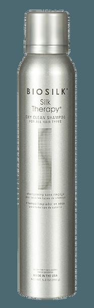 Afbeelding van BioSilk Silk Therapy Dry Clean Shampoo 150 gr