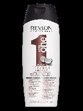 Revlon Professional Uniq One All in One Coconut Conditioning Shampoo 300ml