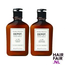 Depot 103 Hydrating shampoo & 201 Refreshing Conditioner 250ml