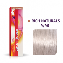 Wella Color Touch Rich Naturals 9/96 60ml