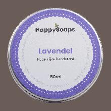 HappySoaps Natuurlijke Deodorant Lavendel 50ml