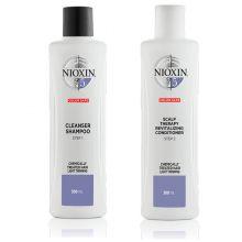 Nioxin System 5 Cleanser Shampoo & Scalp Revitaliser Conditioner 300ml