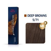 Wella Koleston Perfect Me Deep Browns 5/71