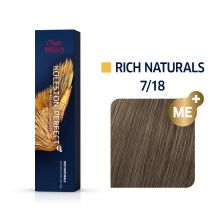 Wella Koleston Perfect Me Rich Naturals 7/18