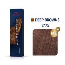 Wella Koleston Perfect Me Deep Browns 7/75