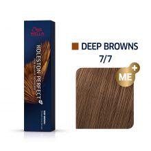 Wella Koleston Perfect Me Deep Browns 7/7