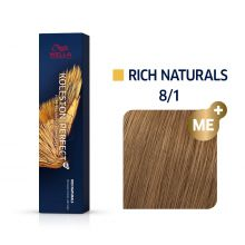 Wella Koleston Perfect Me Rich Naturals 8/1