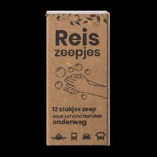 HappySoaps Happy Mini Reis- en Toiletzeepjes 12 stuks