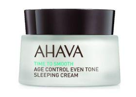 Ahava Age Control Even Tone Nachtcrème 50ml