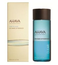 Ahava Eye Make-up Remover 125ml