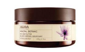 Ahava Mineral Botanic Body Butter Lotus 235gr