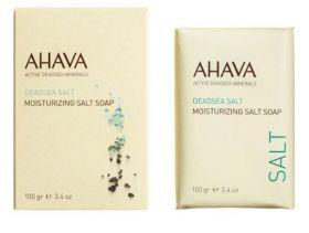 Ahava Moisturizing Salt Zeep