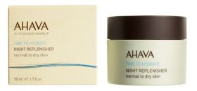 Ahava Night Replenisher Nachtcrème Normal Dry 50ml