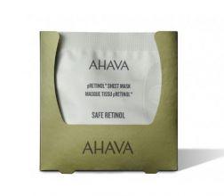 Ahava Safe pRetinol Sheet masker
