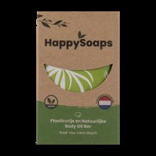 HappySoaps Body Oil Bar Aloë You Vera Much 70g
