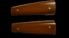 Red Deer Side Wing Set Wood