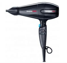 Babyliss Pro ionic Veneziano HQ 2200W hair dryer black