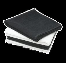 Bob Tuo Invincible Handdoeken 12 Stuks Zwart