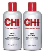 CHI Infra Duo Shampoo + Treatment