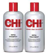 CHI Infra Duo Shampoo + Treatment