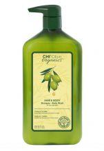 CHI Olive Organics Hair & Body Shampoo Body Wash 710ml
