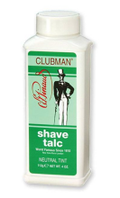 Clubman Pinaud Talc Talkpoeder Neutral Tint 119ml