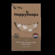 HappySoaps Body Oil Bar Coco Nuts 70g