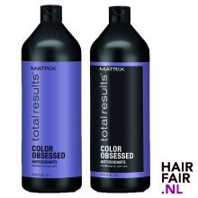Matrix Total Results Color Obsessed Shampoo & Conditioner 1000ml
