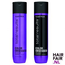 Matrix Total Results Color Obsessed Shampoo & Conditioner 300ml