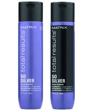 Matrix Total Results Color Obsessed So Silver Shampoo & Conditioner 300ml