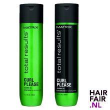 Matrix Total Results Curl Please Shampoo & Conditioner 300ml