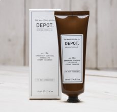 Depot 106 dandruff control intensieve cream shampoo 125 ml