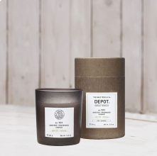 Depot 901 Ambient Fragrance Candle White Cedar 160gr