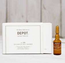 Depot 205 Invigorating Hair Treatment 10x5ml