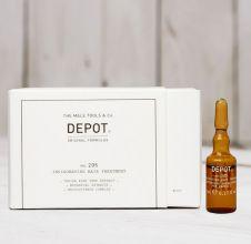 Depot 205 Invigorating Hair Treatment 10x5ml