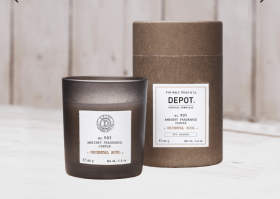 Depot no. 901 Ambient Fragrance Candle Oriental Soul 160gr