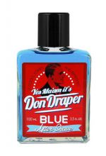 Don Draper After Shave Blauw 100ml