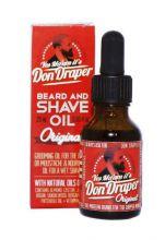 Don Draper Beard And Shave Oil 25ml