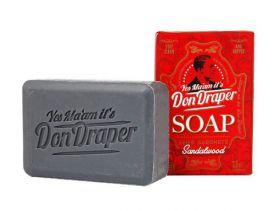 Don Draper Body Soap Sandalwood 100gr