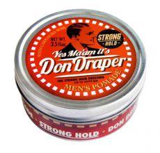 Don Draper Strong Pomade 100ml