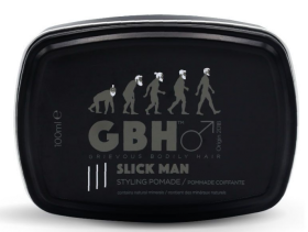 GBH Slick Man Clear Pomade 100ml