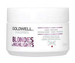 Goldwell Dualsenses Blondes 60sec Treatment 200ml