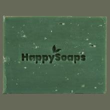 HappySoaps Happy Body Bar Citroen en Basilicum 100g