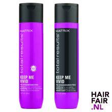 Matrix Total Results Keep Me Vivid Shampoo & Conditioner 300ml