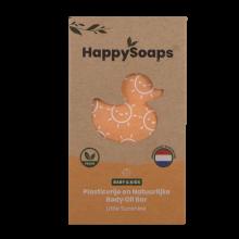 HappySoaps Baby & Kids Body Oil Bar Little Sunshine 60g