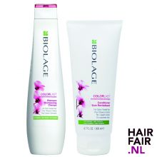 Matrix Biolage Colorlast Shampoo 250ml & Conditioner 200ml