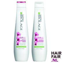 Matrix Biolage Colorlast Shampoo & Conditioner 400ml