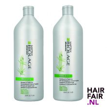 Matrix Biolage Fiberstrong Shampoo & Conditioner 1000ml